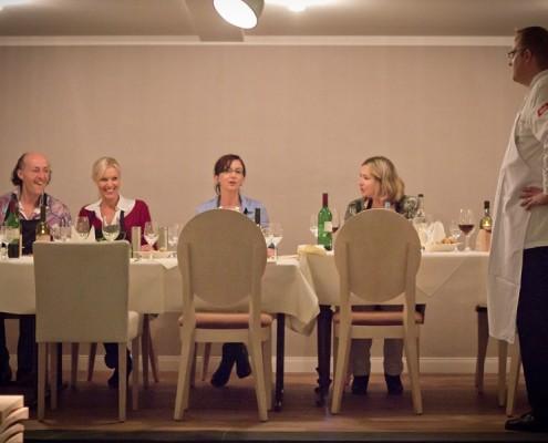 """Kochkurse in der Kochschule """"Tafelkunst"""", in 56841 Traben-Trarbach, an der Mosel"""
